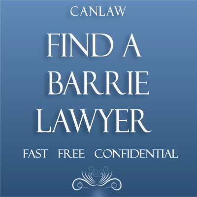 Barrie Lawyers, who are members of the Law Society of Upper Canada approve and recommend CanLaw and use our services in their firms