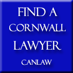 Cornwall Lawyers, who are members of the Law Society of Upper Canada approve and recommend CanLaw and use our services in their firms