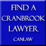 All Cranbrook BC slip and fall law firms and lawyers