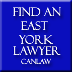 All East York Ontario slip and fall law firms and lawyers