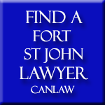 Fort St John Lawyers, who are members of the Law Society of British Columbia approve and recommend CanLaw and use our services in their firms