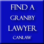 Granby Lawyers and Notaries, who are members of the Law Society of Quebec approve and recommend CanLaw and use our services