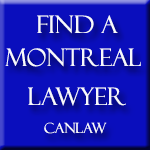 Montreal Lawyers and Notaries, who are members of the Law Society of Nova Scotia approve and recommend CanLaw and use our services