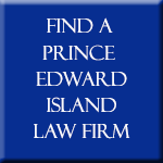 All Prince Edward Island law firms and lawyers