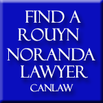 Rouyn Noranda Lawyers and Notaries, who are members of the Law Society of Nova Scotia approve and recommend CanLaw and use our services