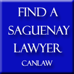 Saguenay Lawyers and Notaries, who are members of the Law Society of Nova Scotia approve and recommend CanLaw and use our services
