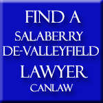 Salaberry De Valleyfield Lawyers and Notaries, who are members of the Law Society of Nova Scotia approve and recommend CanLaw