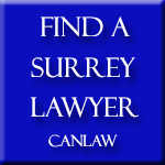 Surrey Lawyers who are members of the Law Society of British Columbia approve and recommend CanLaw and use our services