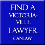 Victoriaville lawyers and Notaries, who are members of the Law Society of Nova Scotia approve and recommend CanLaw