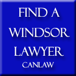 Windsor Lawyers, who are members of the Law Society of Upper Canada approve and recommend CanLaw and use our services in their firms