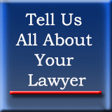 rate your lawyer's work for you